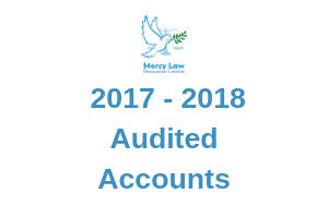 MLRC 2017-2018 Audited Accounts