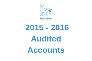 MLRC 2015-2016 Audited Accounts