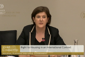 MLRC Oireachtas Committee Presentation on Right to Housing in an International Context, 12 June 2018
