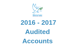 MLRC 2016-2017 Audited Accounts
