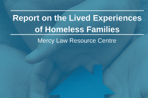MLRC Child and Family Homelessness Report