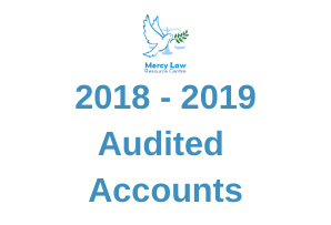 MLRC 2018 – 2019 Audited Accounts